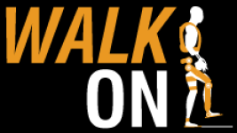 Logo Stichting Walk On