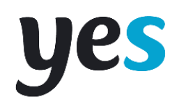 Logo Stichting YES NL