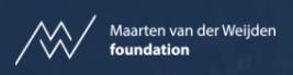 Logo Stichting Maarten van der Weijden Foundation