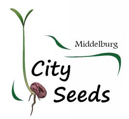 Gemeenschapstuin CitySeeds logo 2