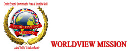 Worldview Mission (Stichting) logo 1