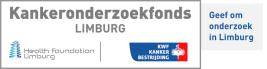 Logo Kankeronderzoekfonds Limburg