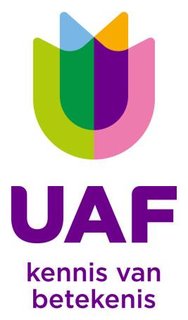 Logo Stichting voor Vluchteling-Studenten UAF