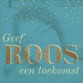 Stichting Geef Roos een toekomst logo 2