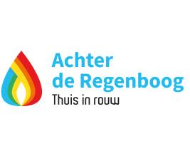 Logo Achter de Regenboog