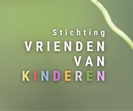 Logo Stichting VRIENDEN VAN KINDEREN