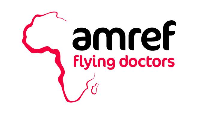 Afbeeldingsresultaat voor AMREF Flying doctors logo