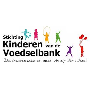 Kinderen van de Voedselbank een goed doel voor kinderen in