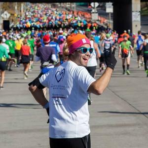 Marathon New York 2017 logo 1