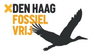 Den Haag Fossielvrij logo 1