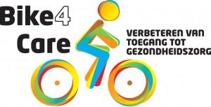 Logo Bike4Care: betere toegang tot gezondheidszorg