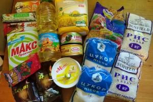 Logo Voedselpakketten Oekraïne