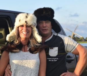 Logo Stichting Team Tundra - Navigate North challenge 2018