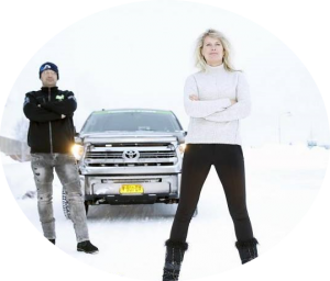 Stichting Team Tundra - Navigate North challenge logo 1