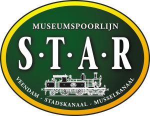 Logo Steun Museumspoorlijn STAR