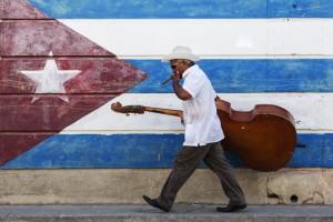 Logo Ricciottiando en Cuba