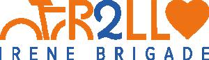Logo WWLR 2019: 'Ter Ere van de Irene Brigade'