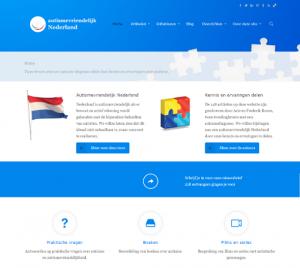 Logo Autismevriendelijk Nederland
