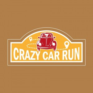 Crazy Car Run Wintereditie 2019 logo 1
