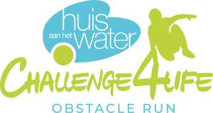 Challenge4Life- Obstacle Run voor Huis aan het Water logo 1