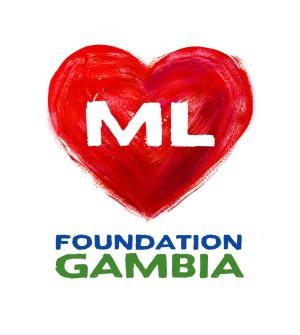 Nieuw schoolgebouw Brikama, the Gambia logo 1