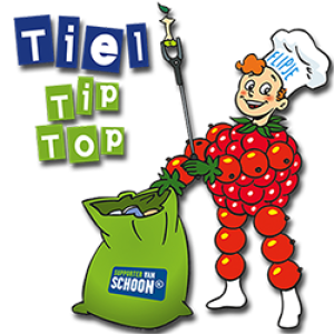 Logo Camera's voor werkgroep Tiel Tip Top