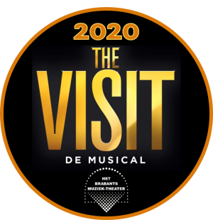 Logo The Visit, de Musical