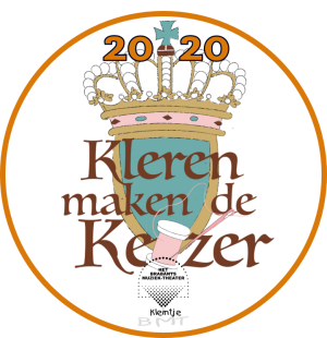 Logo Kleren maken de Keizer