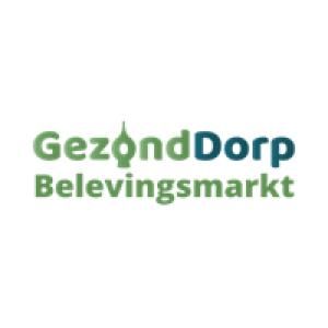 Logo GezondDorp Belevingsmarkt 2020