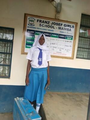 Logo Sponsoring studenten secundary school