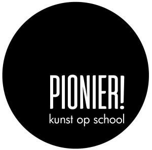 Logo PIONIER! kunst op school