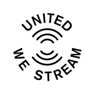 Logo Steunfonds nachtcultuur United We Stream
