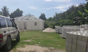 Logo Haiti Housing Community S.A.