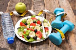 Logo de Buurtbeweging - gezonde voeding en beweging