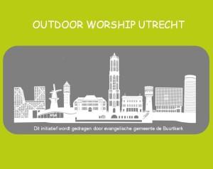 Logo Outdoor Worship Utrecht - openlucht samenkomst