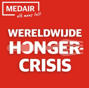 Logo Samen kunnen we meer doen tegen honger