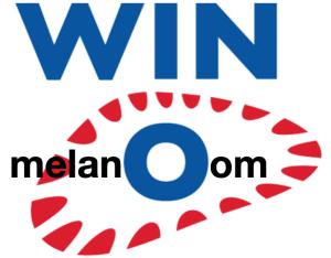 Logo WIN-O melanoomgroep