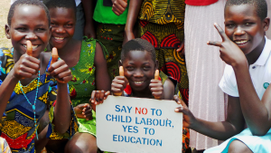 Logo Fonds Kinderarbeid