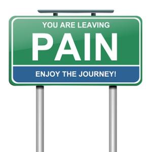 Logo De Pijn Voorbij door een bijdrage van mij