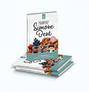 Logo Kookboek, een kijkje in de keuken van Simone