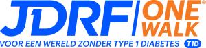 Logo JDRF One Walk 2021