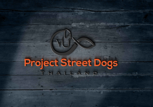 Logo Stichting Project Street Dogs Thailand