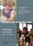 Muscles 4 Muscles - Beat Duchenne! logo 1