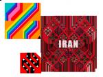 Iran in Amsterdam Pride Parade 2017 logo 1