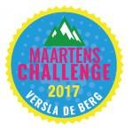 Logo MaartensChallenge 2017