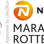 Logo Marathon van Rotterdam 2018