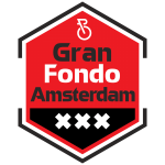 Logo Gran Fondo Amsterdam 2018