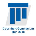 Logo Coornhert Gymnasium Run 2018