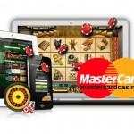 Logo Mastercard casino