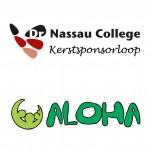 Logo Kerstsponsorloop Dr. Nassau College Quintus